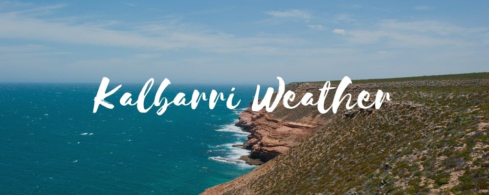 kalbarri weather