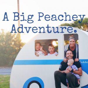 A Big Peachy Adventure