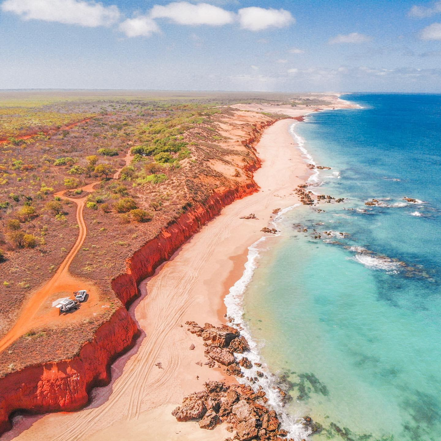 James Price Point in Broome, WA.