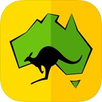 wikicamps australia camping app