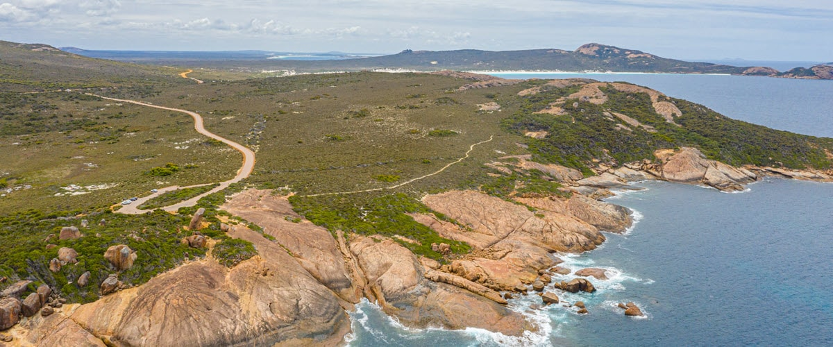 cape le grand national park bushwalk