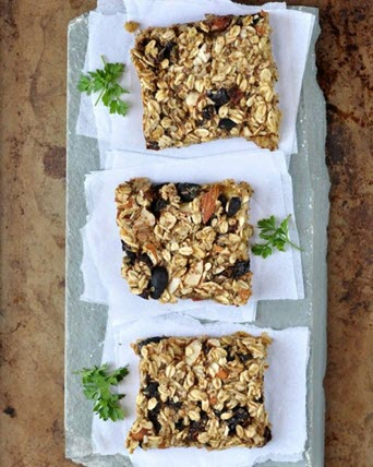 Healthy Road Trip Snacks – Savory power bars
