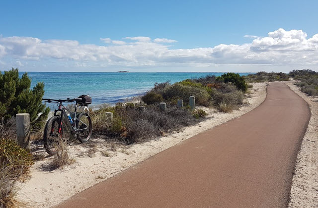 turquoise way hiking trail jurien bay