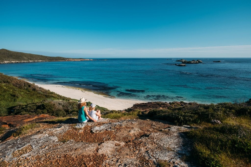 Cosy Corner Beach, Western Australia.