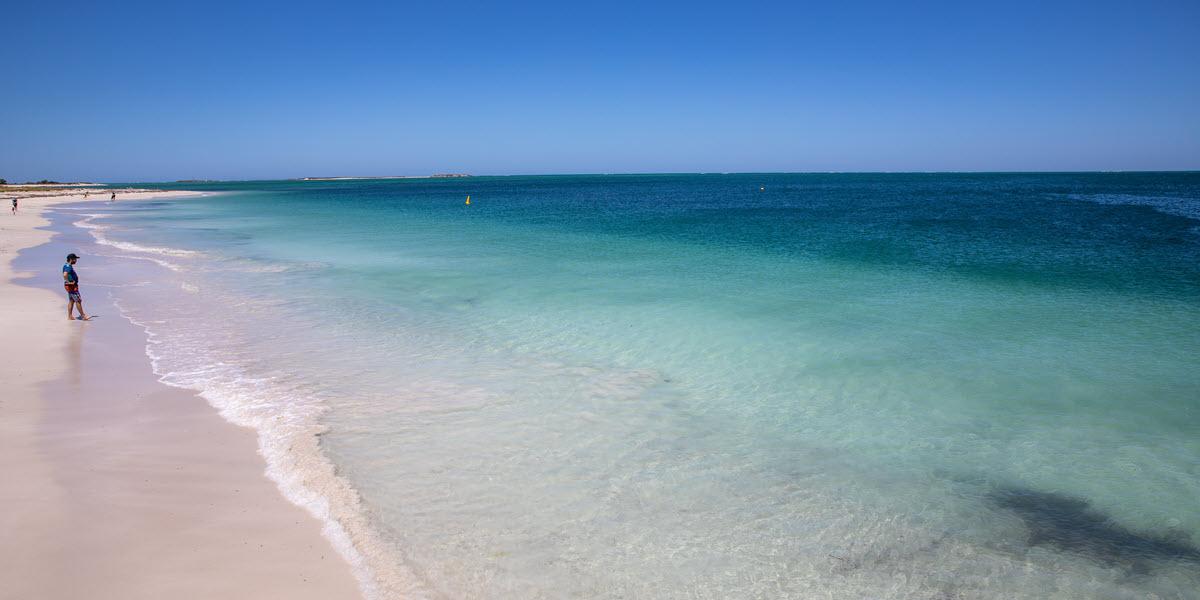 jurien bay western australia beach