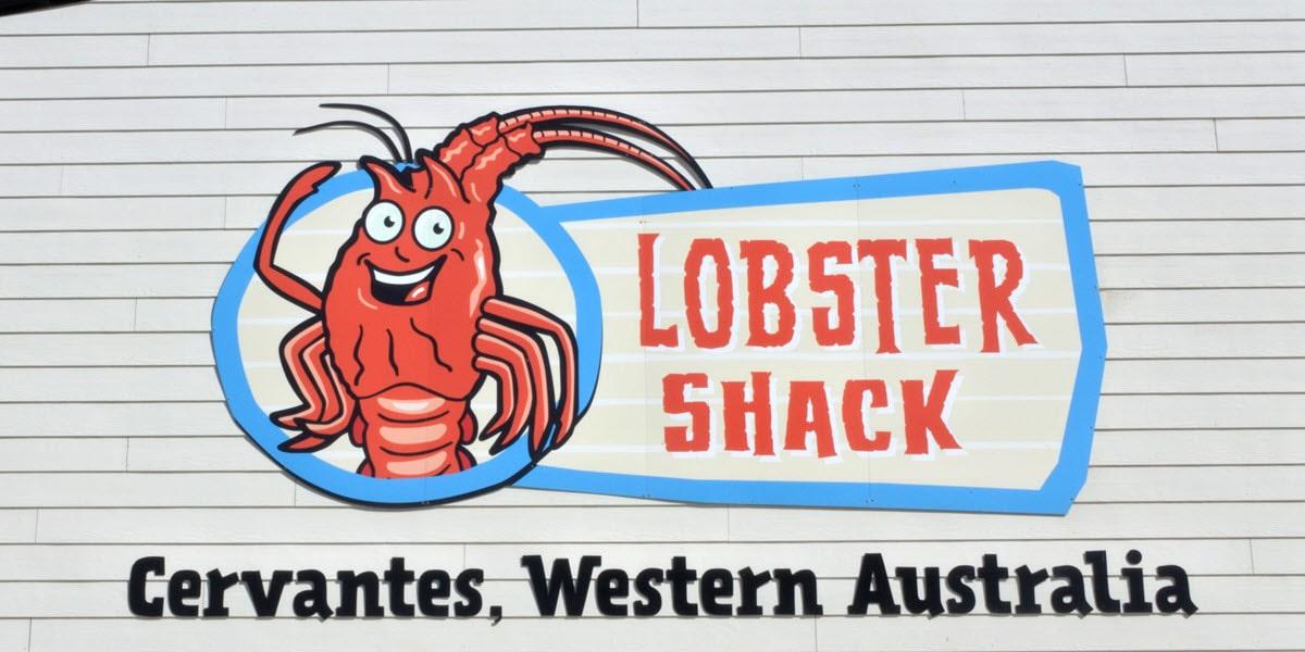 lobster shack cervantes western australia