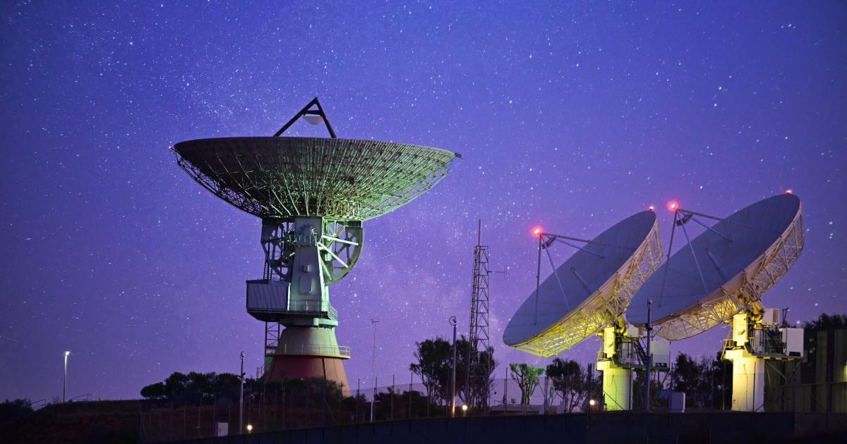 Carnarvon Space & Technology Museum, Western Australia.