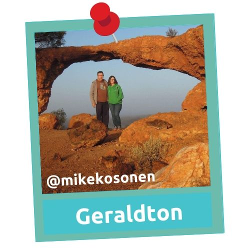 geraldton travel memory mikekosonen