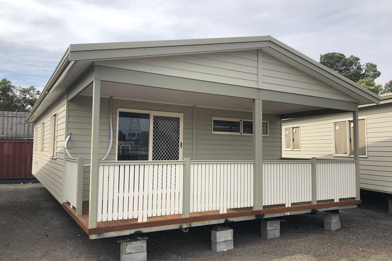 kalbarri holiday unit red bluff tourist park front