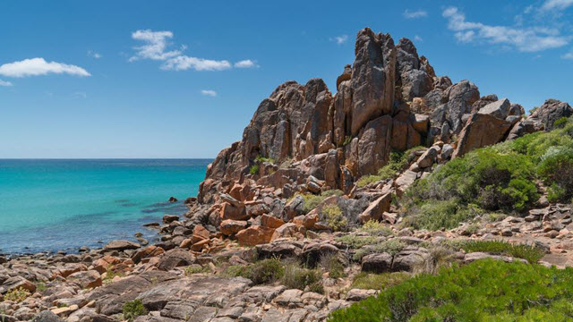 Cape Naturaliste Dunsborough coastal landscape