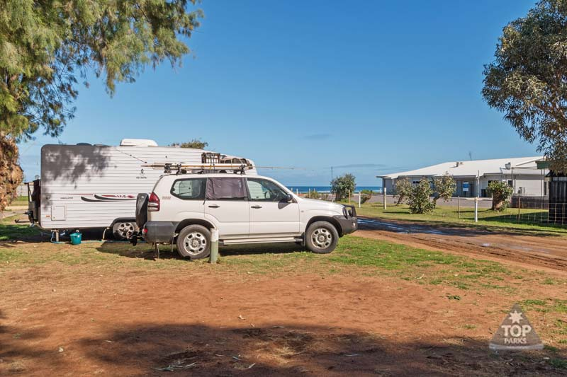 esperance camping and caravan powered site - esperance bay holiday park