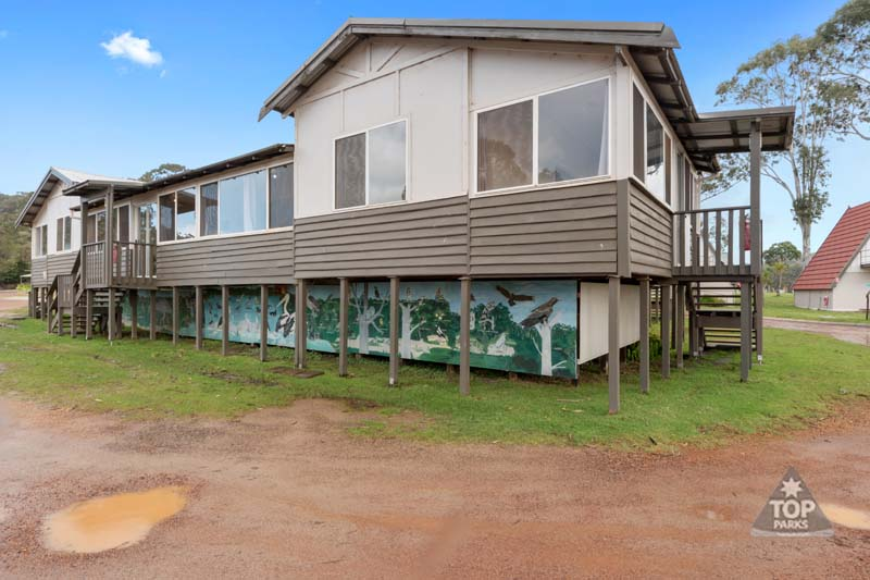 walpole two bedroom holiday unit
