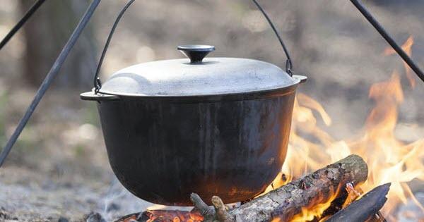 backyard camping cooking recipes
