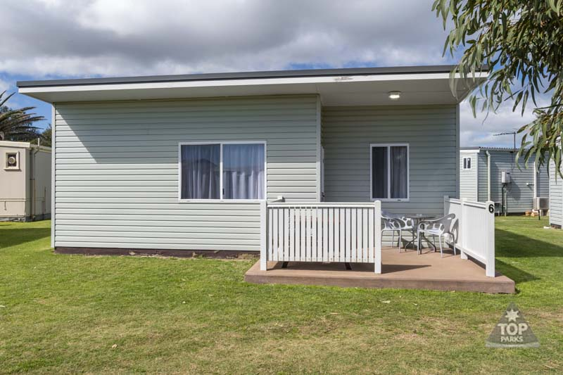 geraldton standard long-stay cabin