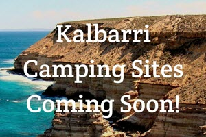 kalbarri powered ensuite caravan and camping sites coming soon