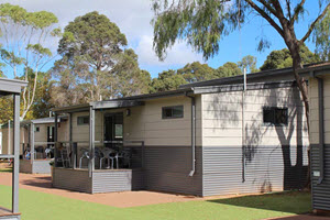 margaret river triplex at margaret river tourist park