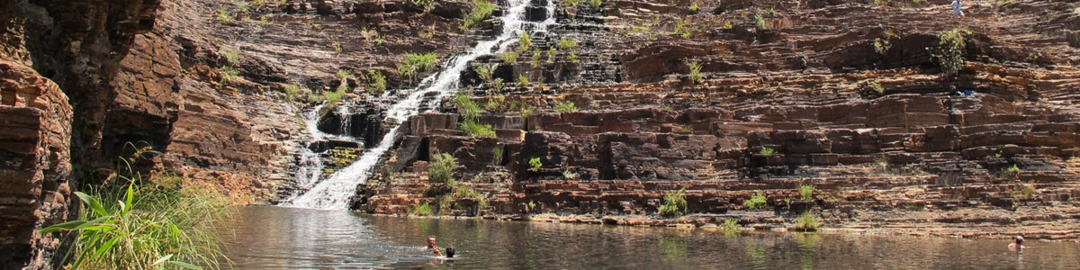 tom price camping sites near karijini wa