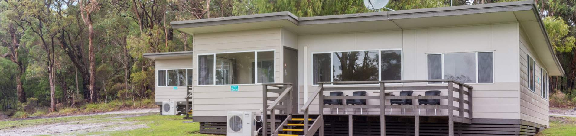 walpole rest point caravan park accommodation - banner 3