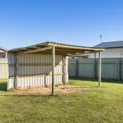 geraldton sheltered powered ensuite caravan and camping sites