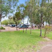 jurien bay caravan and camping sites grassy