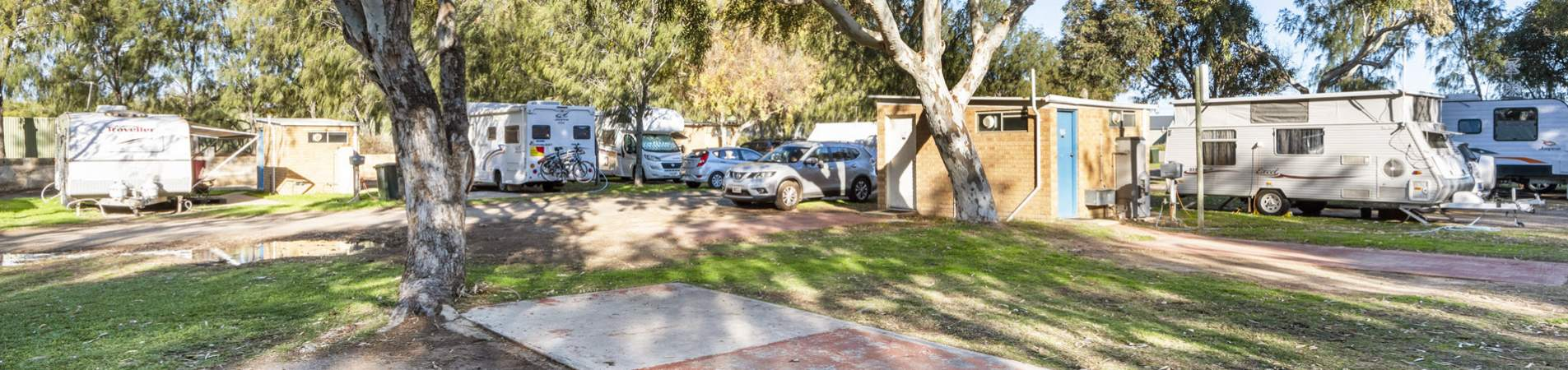 geraldton belair gardens caravan park accommodation - banner 4