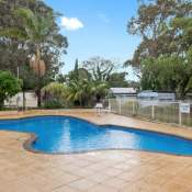 margaret river pool area near camping sites
