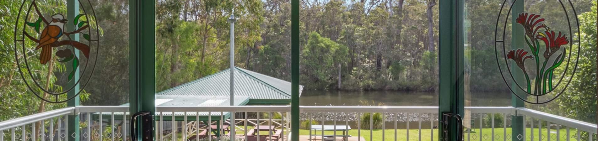riverview tourist park margaret river - banner 2