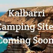 kalbarri powered ensuite caravan and camping sites