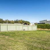 geraldton powered grassed caravan and camping site