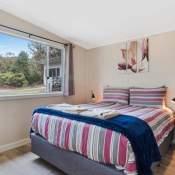 walpole 2 bedroom cabin master bedroom