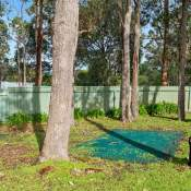 margaret river powered caravan and camping sites shaded