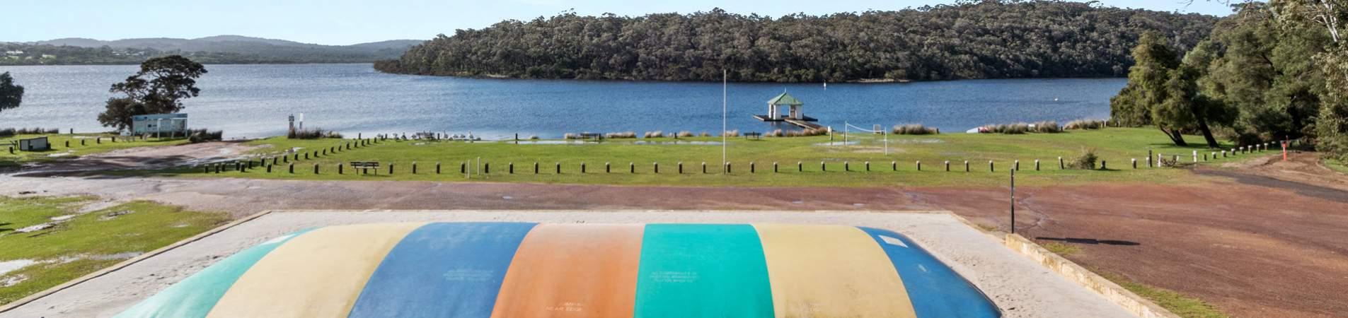 walpole rest point caravan park facilities - banner 3
