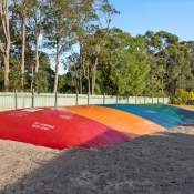 margaret river inflatable pillow near camping sites
