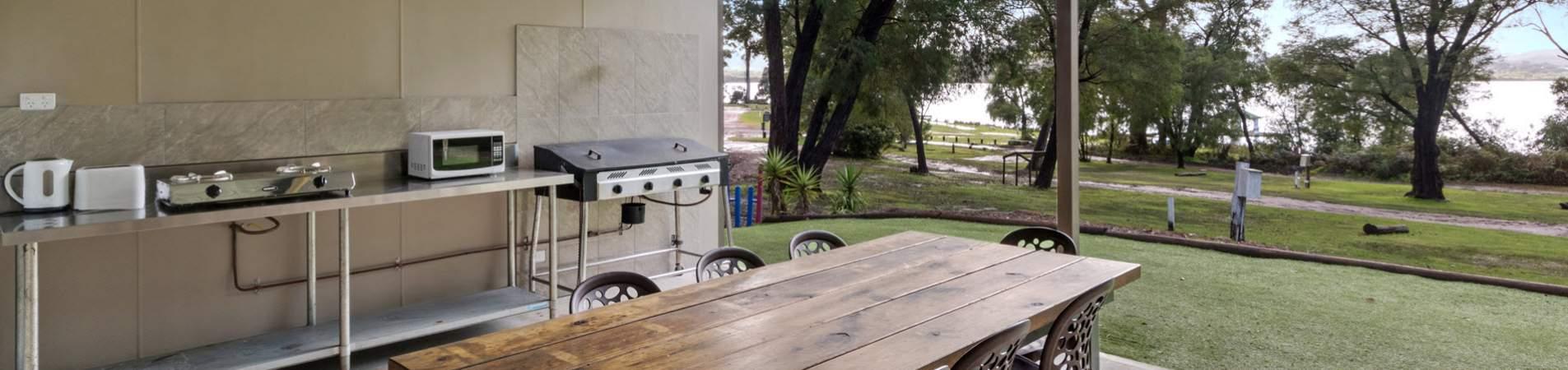 walpole rest point caravan park facilities - banner 1