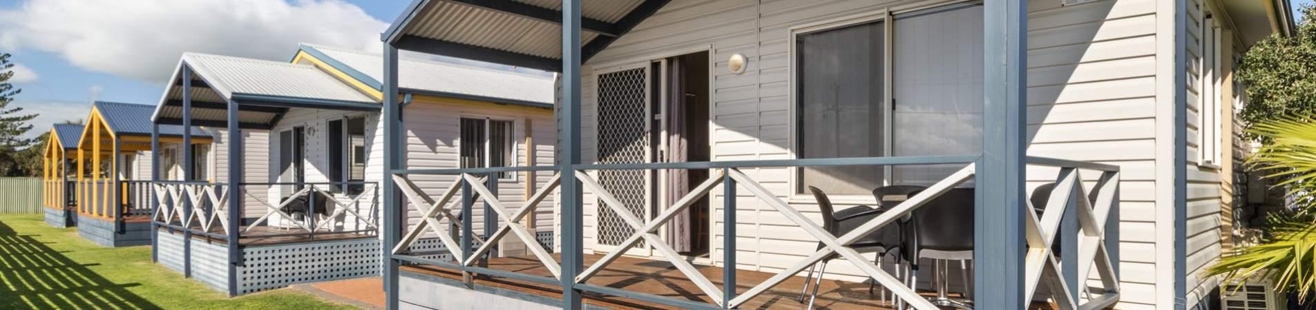 geraldton belair gardens caravan park accommodation - banner 2