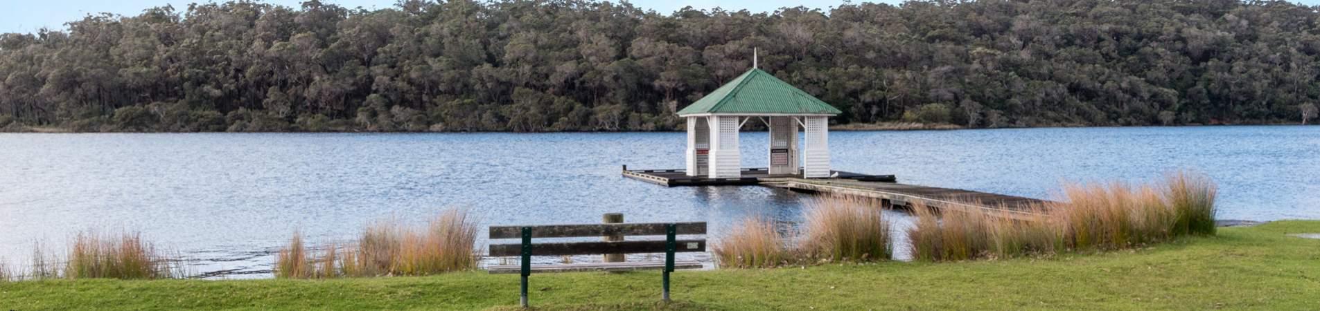 walpole rest point caravan park facilities - banner 2