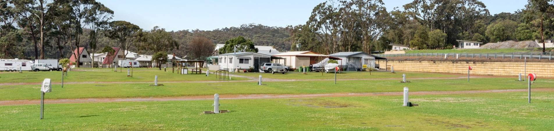 walpole rest point caravan park accommodation - banner 5