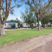 jurien bay caravan and camping sites shaded