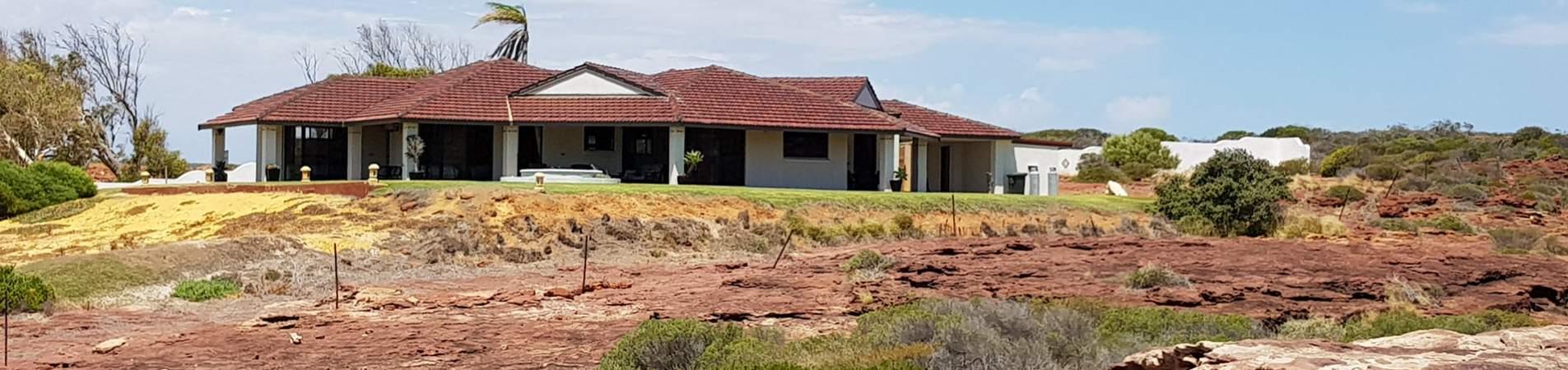 kalbarri accommodation wittecarra beach house - banner 1