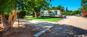 Capricorn Holiday Park Booking System