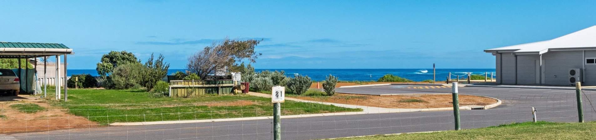 horrocks beach caravan park - banner 3