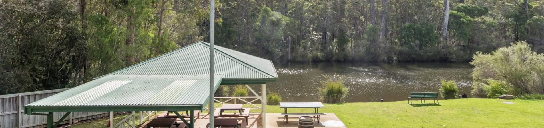 riverview tourist park margaret river - banner 3